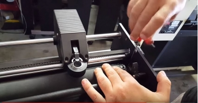 How To Install Gerber Drum 15 Quot Plotter